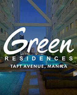Green Residences - Taft Avenue, Manila.j