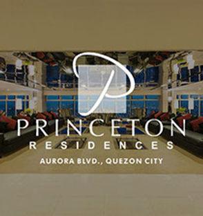 Princeton Residences - Aurora Blvd., Que