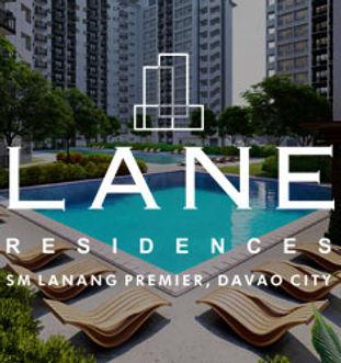 Lane Residences - SM Lanang, Davao City.