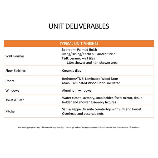South 2 Residences Unit Deliverables.png