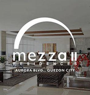 Mezza II Residences - Aurora Blvd., Quez