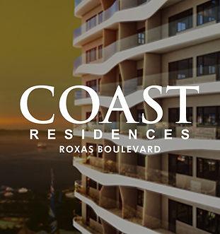 Coast Residences - Roxas Blvd., Pasay Ci