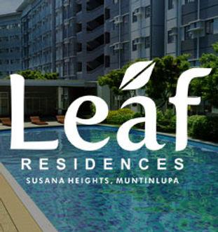 Leaf Residences - Susana Heights, Muntin