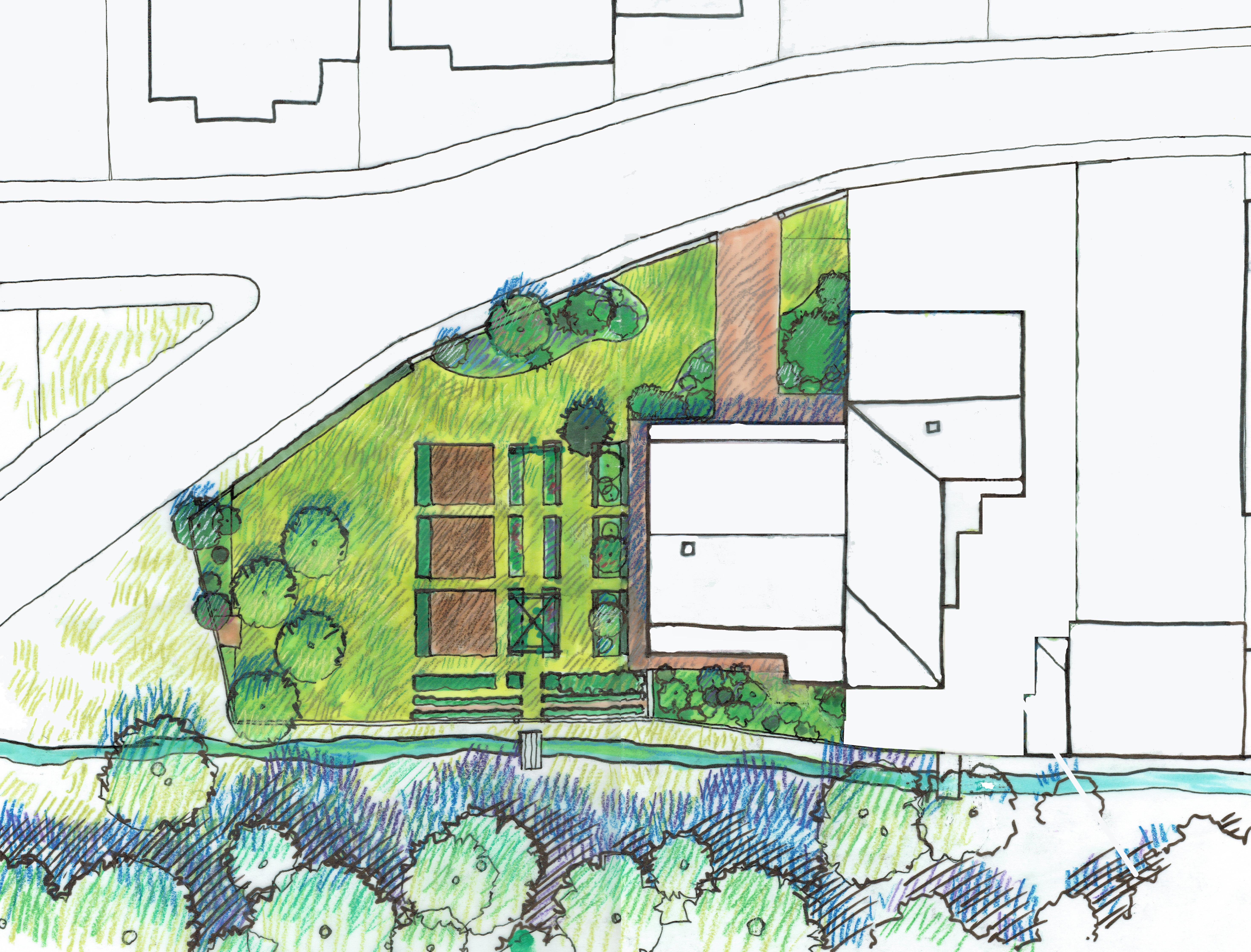 Plan Jardin Labo Crobard