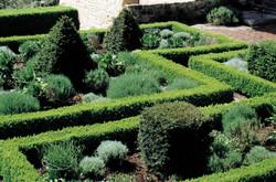 Jardin buis russel page