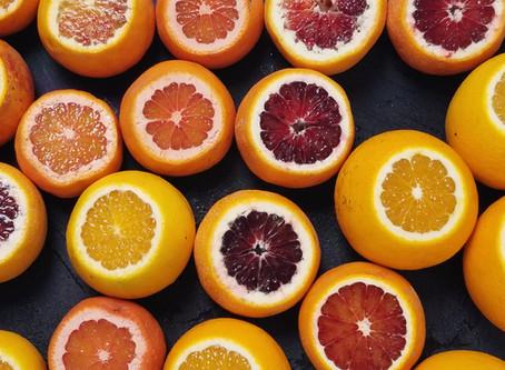 Valley Center Blood Orange Glacé Bars - Polito Family Farms