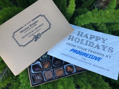 HOLIDAY CORPORATE GIFTS SAN DIEGO