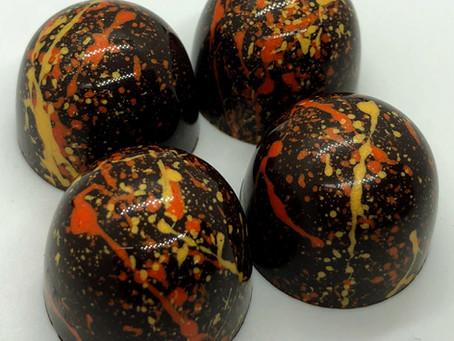 Grand Marnier Belgian Chocolate Truffles