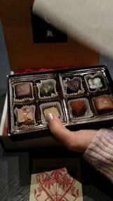 Custom gifts San Diego Chocolate