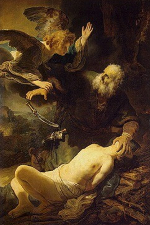 Abraham and Isaac and Children