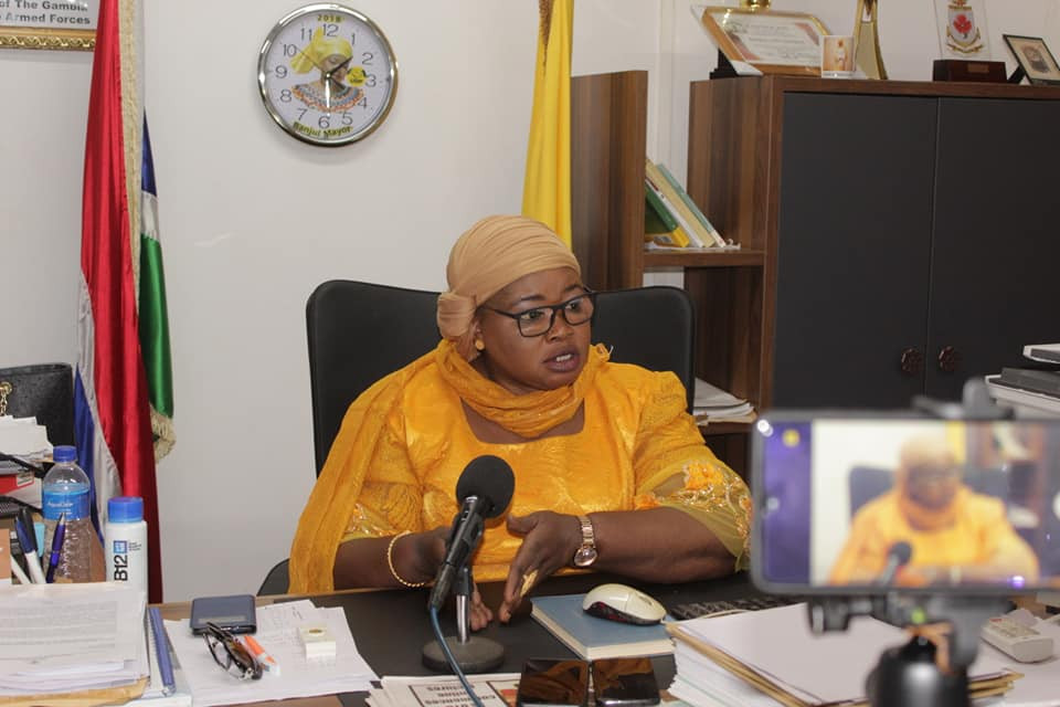 Banjul Mayoress