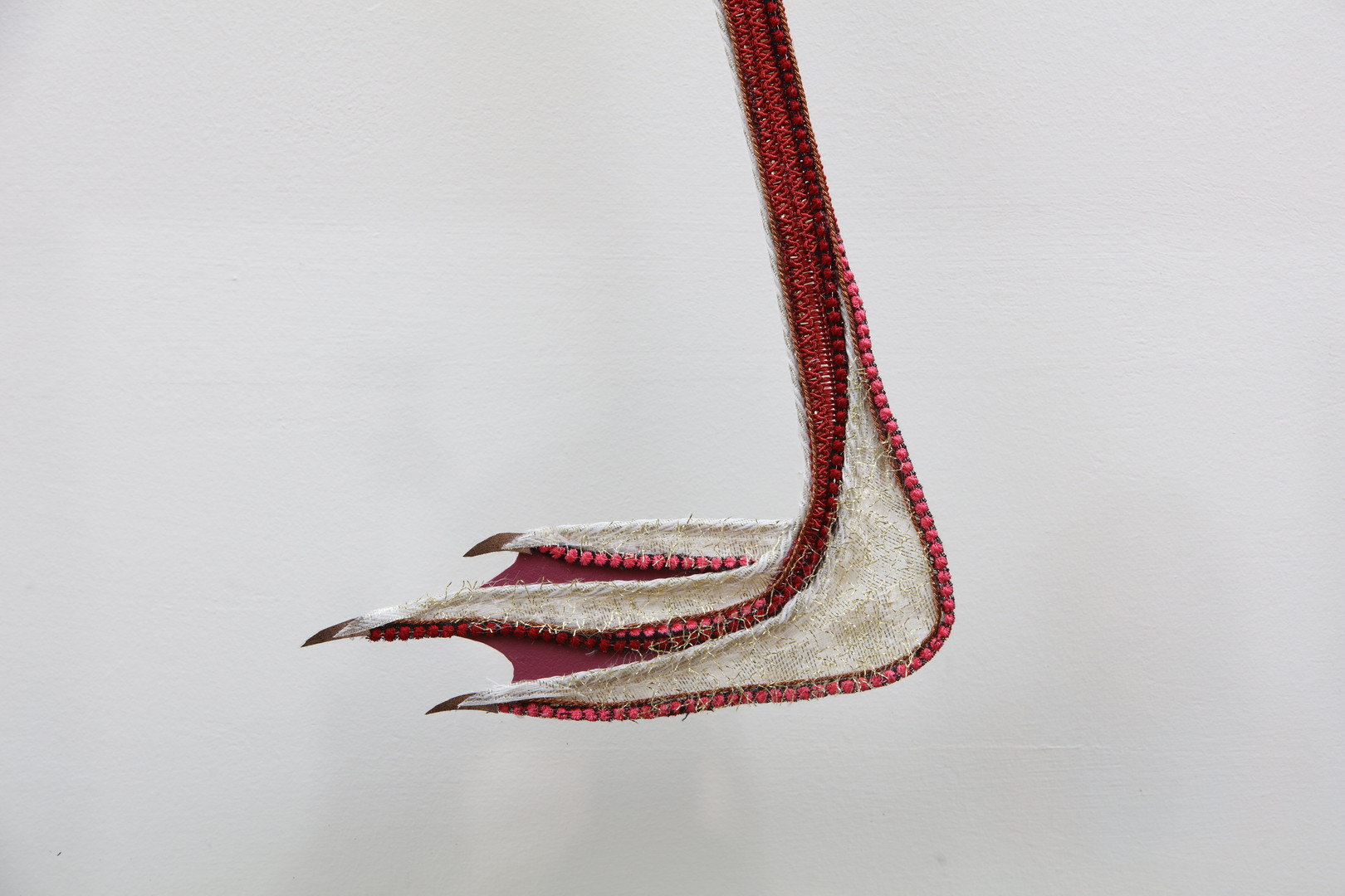 Flamingo foot
