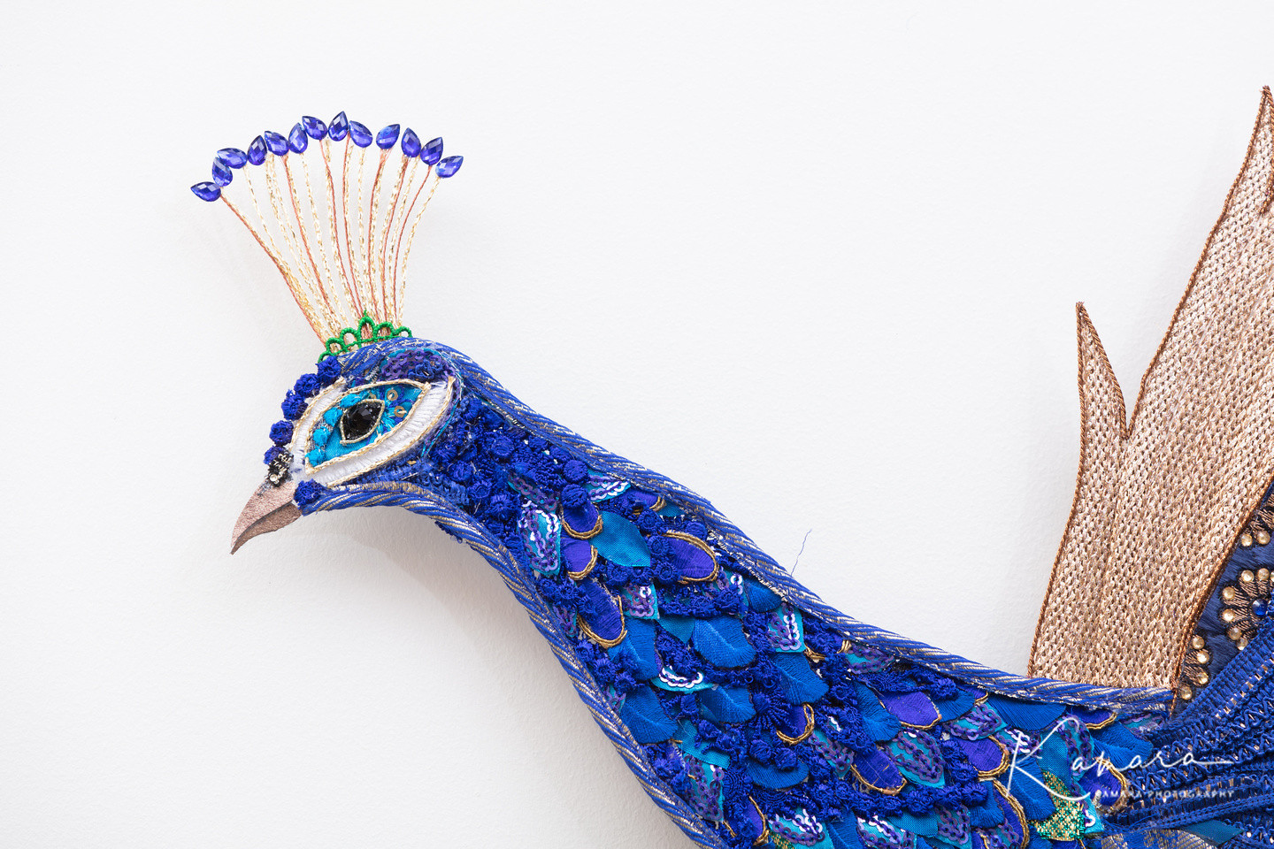 Peacock Crown