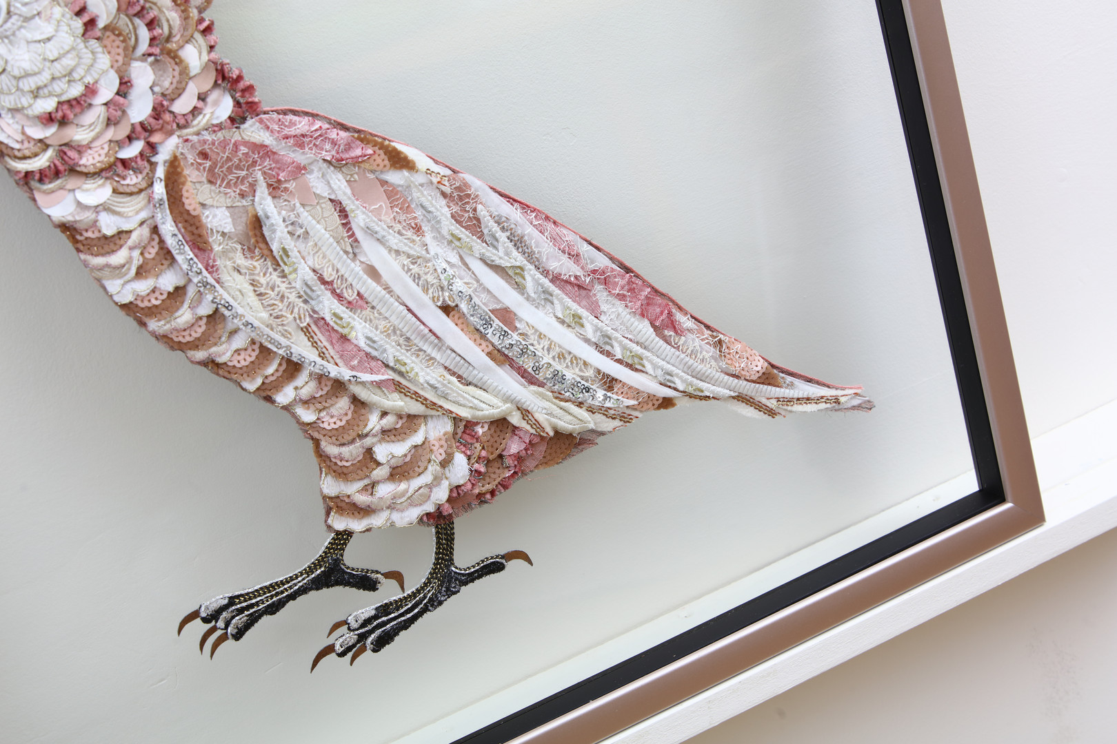 Cockatoo Art Frame