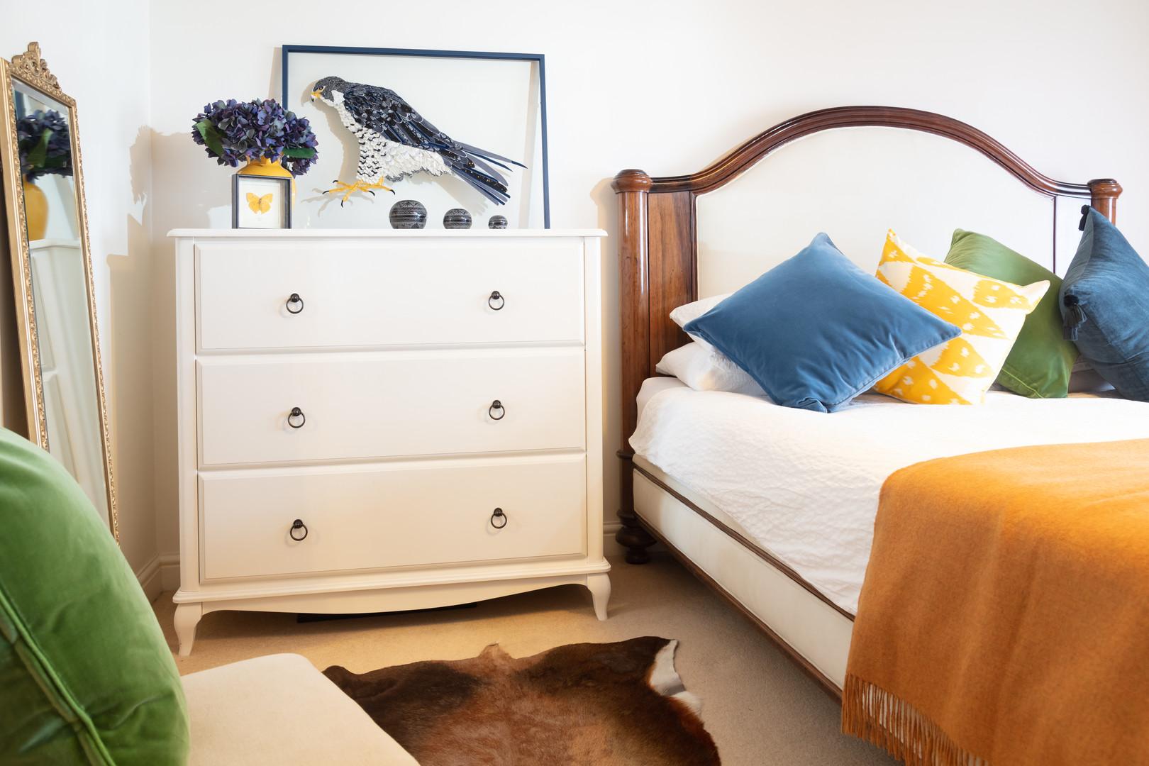 Peregrine Falcon Bedroom Art - Lily Adele Art