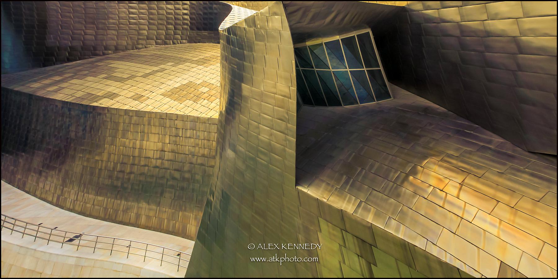 fine art photography - Guggenheim Museum - Bilbao - Spain - fine art photography