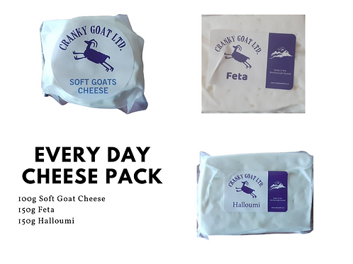 Every Day Cheese Pack