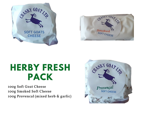 Herby Fresh Cheese Pack