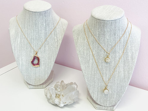 Geode Necklace (Large)