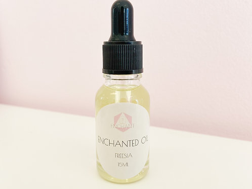 Enchanted Oil - Freesia Scent