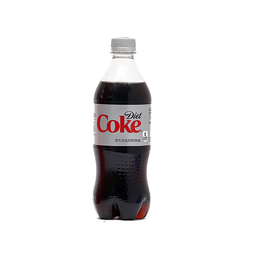 20oz Diet Coke