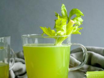 Celery Juice Without a Juicer