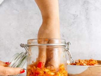 Easy Korean Kimchi