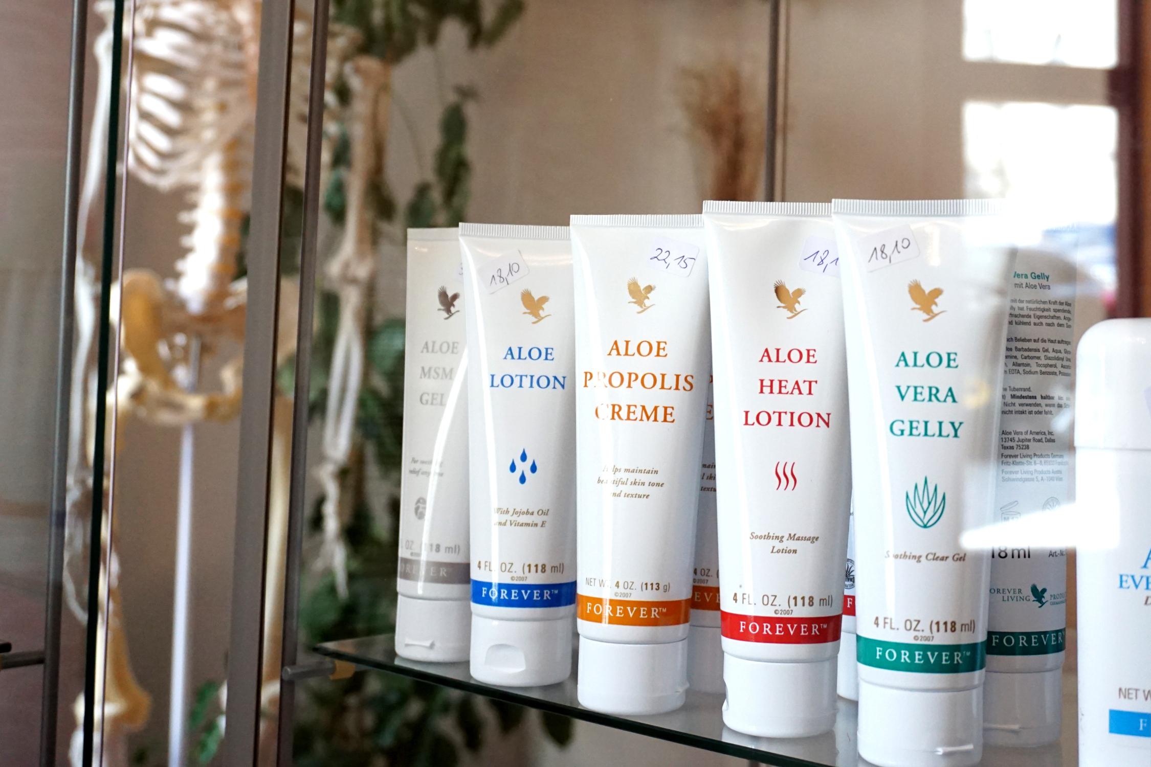Wellness-Produkte