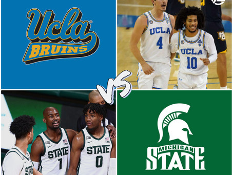 UCLA vs Michigan State
