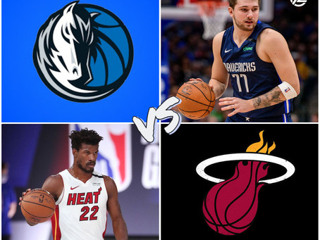 MAVERICKS VS HEAT FREE PICK