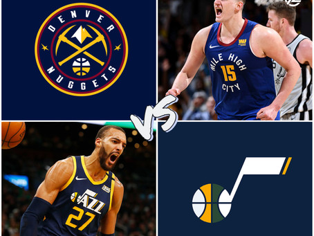 NUGGETS VS JAZZ FREE PICK