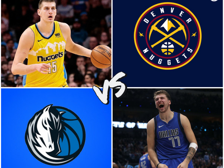 Nuggets vs Mavericks