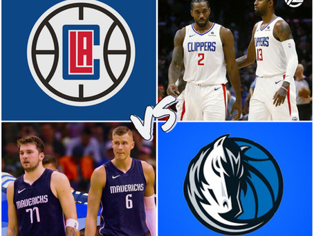 Clippers vs Mavericks Free Pick