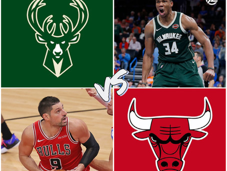 BUCKS VS BULLS FREE PICK