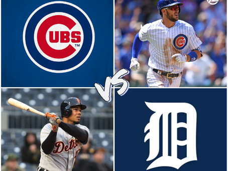 CUBS VS TIGERS FREE PICK