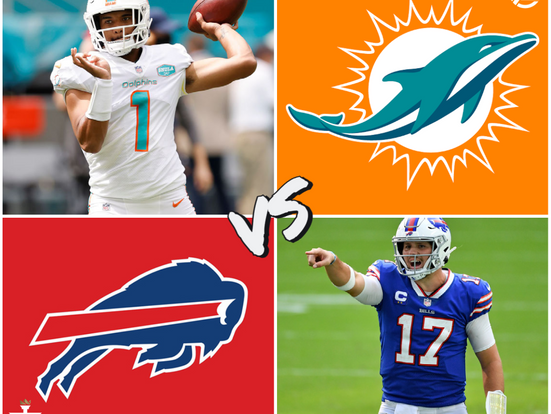 Dolphins vs Bills