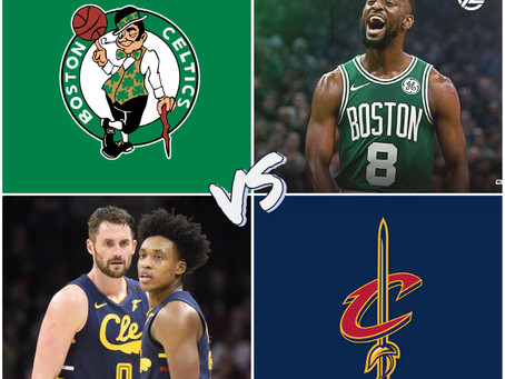 CELTICS VS CAVALIERS FREE PICK