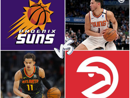 SUNS VS HAWKS FREE PICK