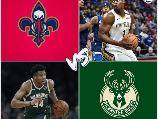 Pelicans vs Bucks Free Pick