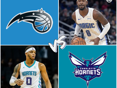 MAGIC VS HORNETS FREE PICK