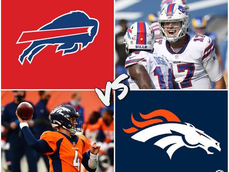 Bills vs Broncos Free Pick