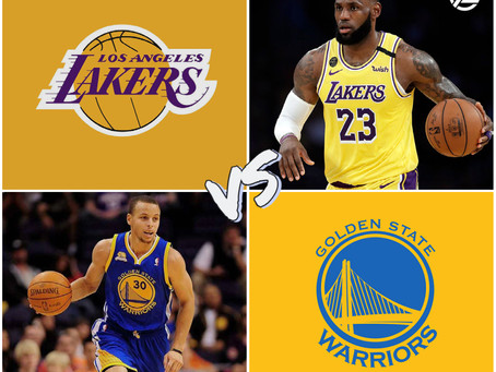 Lakers vs Warriors Free Pick