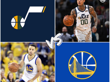 JAZZ VS WARRIORS FREE PICK
