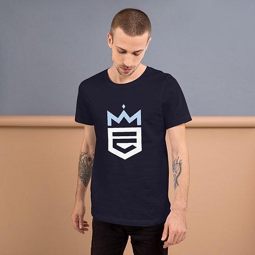 White/Baby E-Lite Short-Sleeve Unisex T-Shirt