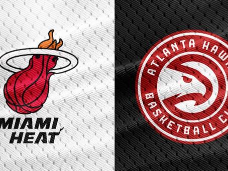 Hawks vs Heat Free Pick