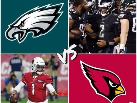 Eagles vs Cardinals Free Pick