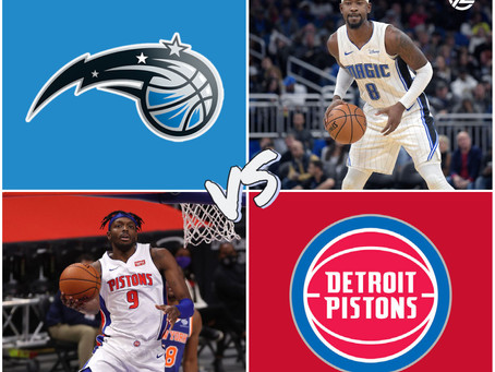 MAGIC VS PISTONS FREE PICK