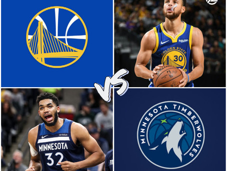 Warriors vs Timberwolves Free Pick