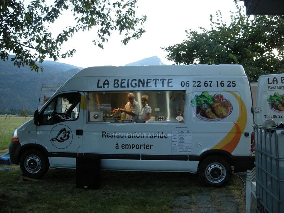 Camion LaBeignette