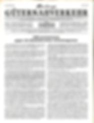 1954 - Titelseite des Hamburger Verkehrs
